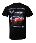 C7 Corvette 2014+ Stingray Graphic T-Shirt - Sizes Medium - 2XL