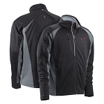 C7 Corvette Stingray 2014+ Full Zip - Poly Knit Jacket w/ Logo & Corvette Script