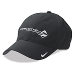 C7 Corvette Stingray 2014+ Unstructured Nike Cap w/ Stingray & Nike Logo - Black or Gray Options