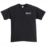 C6 Corvette 2006-2013 Z06 Rear View T-Shirt