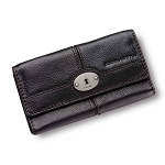 C6 Corvette 2005-2013 Leather Clutch by Fossil