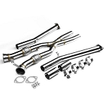 C5 Corvette 1997-2004 LS1/LS6 Stainless Steel Racing Exhaust Cross X-Pipe - 3 In
