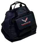 C7 Corvette 2014-2019 Racing Helmet / HANS Carrying Bag - Polyester