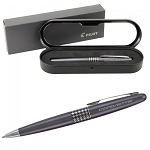 C7 Corvette 2014+ Pilot Ballpoint Pen w/ Case - Black Ink