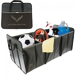 C7 Corvette 2014+ Trunk Caddy - Black