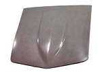 C3 Corvette 1968-1972 ACI Fiberglass Hood - Small Block - Direct Replacement