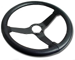 C3 Corvette 1980-1982 Color Matched Steering Wheels w/ Black Spokes