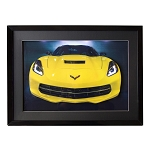 C7 Corvette Stingray 2014+ Lighted LED 3D Wall Artwork