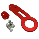 C4 C5 C6 C7 Corvette 1990-2014+ Racing Tow Hook Set w/ Hardware - Front & Rear - Anodized Finish Options - Billet Aluminum
