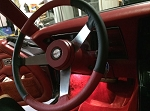 C3 Corvette 1968-1976 Leather Steering Wheel Cover