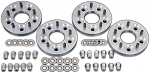 C4 Corvette 1984-1988 Wheel Adapter Spacer Set