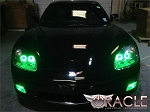 C6 Corvette 2005-2013 Oracle LED Fog Light Halo Kit
