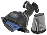 C7 Corvette Stingray 2014+ aFe POWER Black Series Momentum Intake System - V8-6.2L