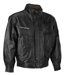 C3 C4 C5 C6 C7 Corvette 1968-2014+ Mens Aviator Style Corvette Leather Jackets