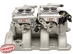 FiTech Go EFI 2x4 625HP Dual Quad Normally Aspirated Throttle Bodies