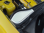 C5 Corvette Z06 1997-2004 Inner Fender Cover Extender - Driver Side Only