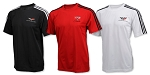 C3 C4 C5 C6 Corvette 1968-2013 Adidas Golf T-Shirt