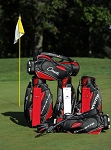 C3 C4 C5 C6 Corvette 1968-2013 Golf Club Bag with Logo