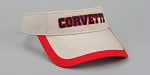 C2 C3 C4 C5 C6 C7 Corvette 1963-2019 Washed Twill Two Color Visor