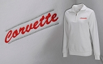 C3 C4 C5 C6 Corvette 1968-2013 Ladies Aspen Fleece Pullover