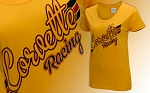 C5 C6 Corvette 1997-2013 Ladies Corvette Racing Tee