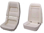 C3 Corvette 1968-1978 Seat Foam Car Sets - Pair