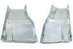 C3 Corvette 1975-1982 Steel Reproduction Floor Pan Left or Right