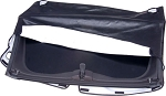 C6 Corvette 2005-2013 Top Panel Storage Bags - Color Matched
