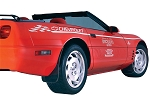 C4 Corvette 1984-1996 Splash Guard Sets