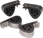 C6 Corvette 2005-2013 Muffler Stabilizers - Set Of 4