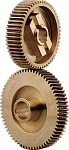 C4 Corvette 1984-1987 CNC Machined Headlight Gears - Large / Small