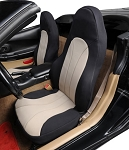C5 Corvette 1997-2004 Neoprene Seat Covers