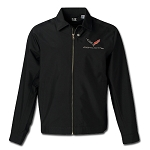 C7 Corvette 2014+ Cutter & Buck Mason Jacket