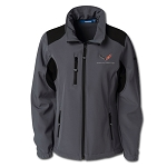C7 Corvette 2014-2019 Womens Reebok Softshell Jacket