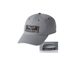 C6 Corvette 2005-2013 Frayed Patch Cap
