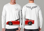 C6 Corvette 2005-2013 That's A Wrap Grand Sport Shirt