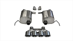 C7 Corvette Stingray/Grand Sport 2014+ Corsa Sport Axle-Back Exhaust System