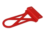 C5 C6 Corvette 1997-2013 PFADT Series Racing Tow Hooks - Red / Blue (Front/Rear)