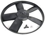C4 Corvette 1984-1989 Engine Cooling Fan