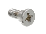 C2 C3 Corvette 1963-1970 Seat Pivot Bolt- Chrome
