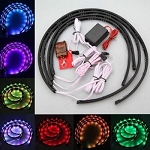 Corvette 1968-2014+ LED Remote Modulating Under-Car Kit