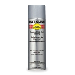 RUST-OLEUM Aluminum High Heat Spray Paint