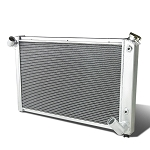 C4 Corvette 1984-1996 ALL Aluminum Radiator - 3 Rows - Small Block