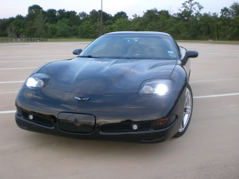 C4 Corvette Led Fog Lights