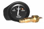 C3 Corvette 1981-1982 Oil Temperature Gauge & Sending Unit