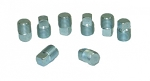 C3 Corvette 1968-1979 Exhaust Manifold Emission Hole Plugs - 8-Piece Set