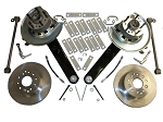 C2 C3 Corvette 1965-1982 Complete Rebuilt Trailing Arm Package