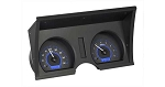 C3 Corvette 1978-1982 VHX Series Digital Dash - Carbon Fiber Style Face
