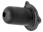 C3 Corvette 1968-1981 Black Rubber Clutch Rod to Firewall Boot