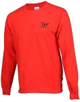 C5 Corvette 1997-2004 Long Sleeve Heavy Weight T-Shirt